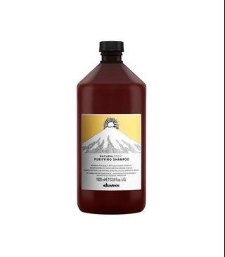 Davines Natural Tech Purifying Shampoo (For Scalp with Oily or Dry Dandruff)