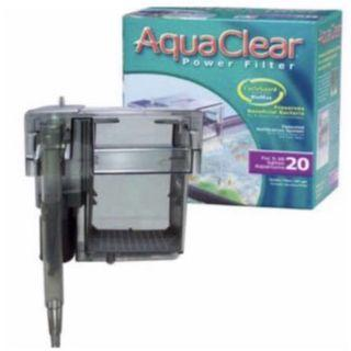 aquaclear 20 power filter good for fluval edge tank 23L and 46L