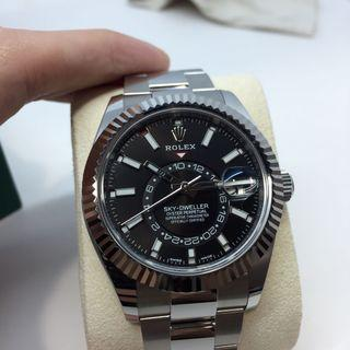 Rolex Sky Dweller Ref 326934