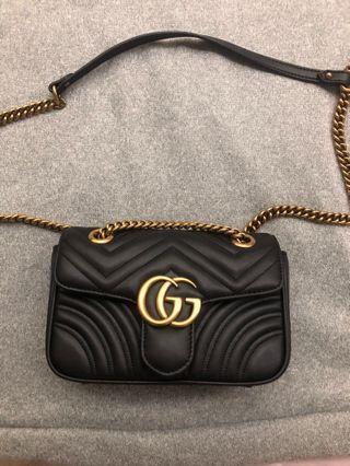 求售二手Gucci gg 包
