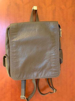 Brown Back pack