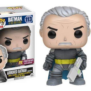 [Funko Pop!] Unmasked Armored Batman Preview Exclusive