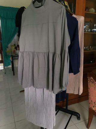 Rok & blouse