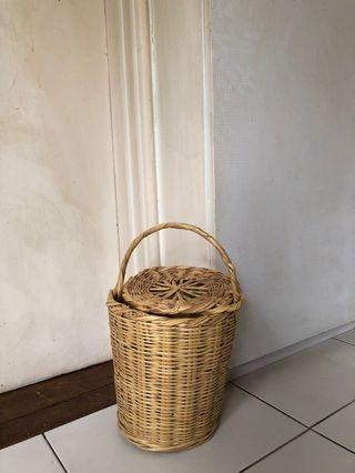 🚚 Jane Birkin inspired basket