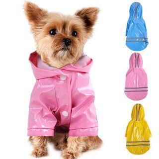 🚚 ⏱Sales • Pets Raincoat Hooded