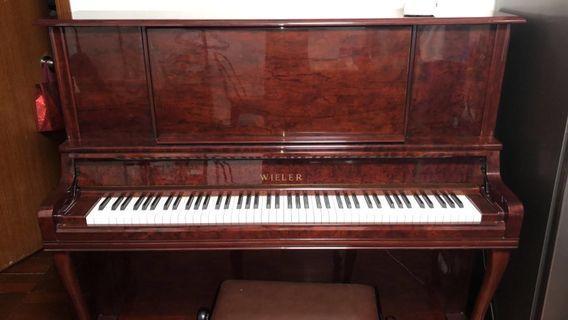 鋼琴 WIELER