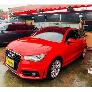 AUDI A1 紅2012 1.4