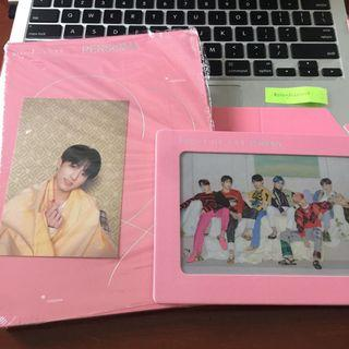 BTS - MAP OF THE SOUL: PERSONA VERSION 4 (JUNGKOOK POST CARD/NO PC)