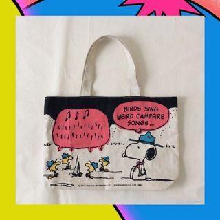 Totebag Peanuts Worldwide Original