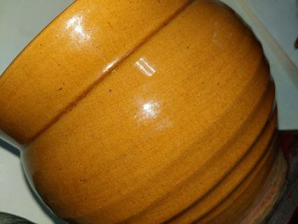 早期窯燒寬口缸(小)