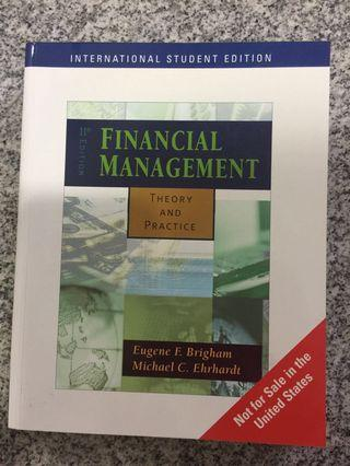 🚚 Financial Management - Theory and Practice