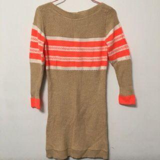 GAP 針織長版衣