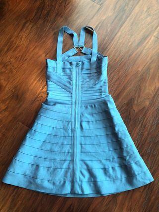 有彈性 全新歐美晚禮裙 晚裝 formal dress 去ball 女裝 吊帶裙