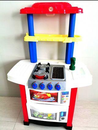 🚚 Kitchen Set