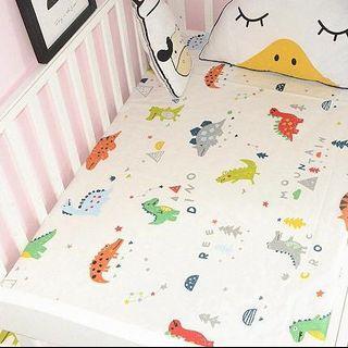 🔥80 Designs🔥 baby Cot Bedsheet