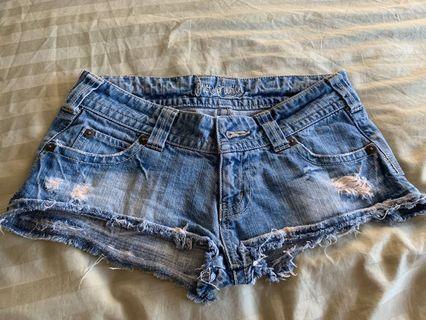 Denim Shorts from Japan