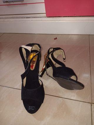 Heels black tal