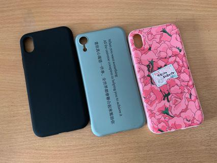 🚚 iPhone XR casings