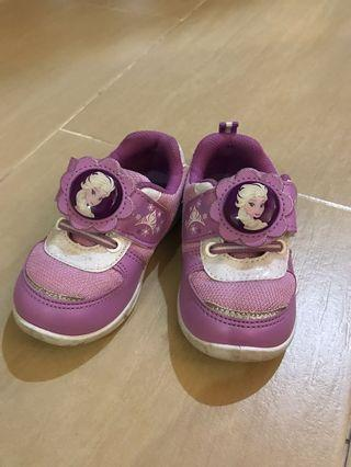 Disney Frozen shoes with light