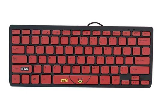 Preorder: BT21 Keyboard