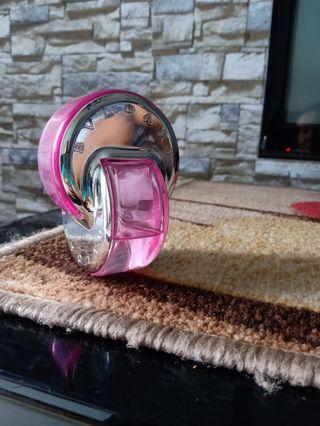 Authentic bvlgari pink saphire.still have about 45%