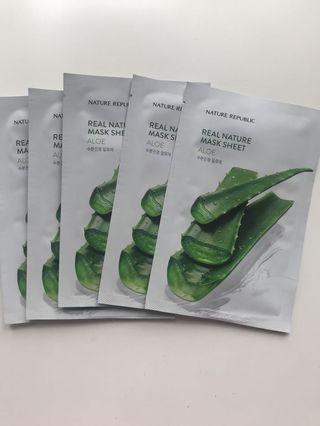 Nature Republic Mask Sheet Aloe Vera