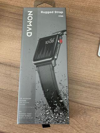 Nomad Rugged Strap for Apple Watch 44mm/42mm