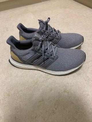 🚚 Adidas Ultra Boost Grey Limited Edition