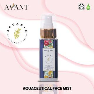 Argania Aquaceutical Mist Facial Mist / Moisturizes and refreshes the skin