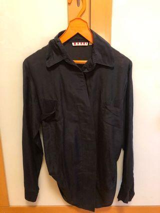 Marni Black Shirt
