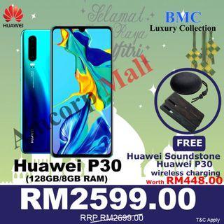 HUAWEI P30 128GB/8GB RAM
