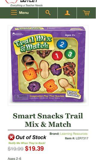 Trail Mix & Match Lacing