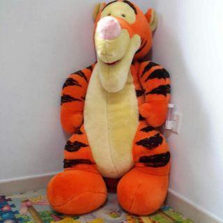 HUGE Tigger Soft Toy