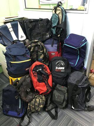Brands backpacks