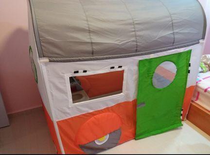 🚚 IKEA Tent