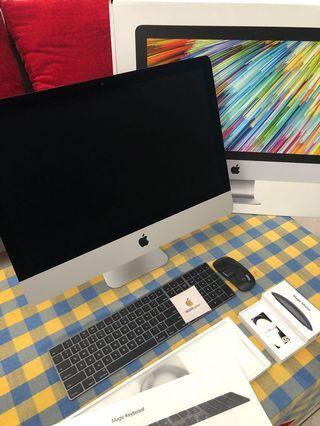 iMac 2017 MMQA2 ID Garansi Resmi Indonesia iBox