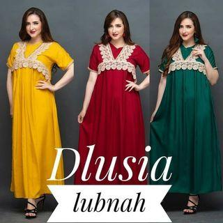 Dlusia Lubnah Dress