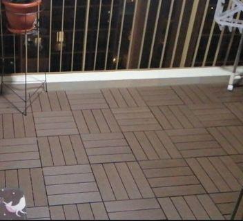 🚚 Plastic Floor Decking