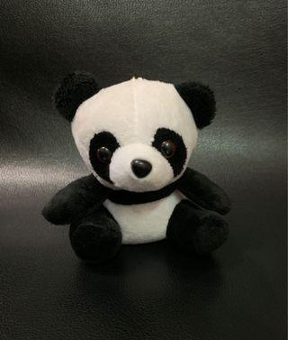 熊貓鎖匙扣公仔