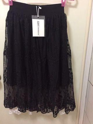 🚚 內搭 內襯 蕾絲裙