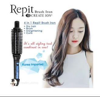 Repit Brush Iron Japan BARU !!!