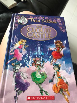 Thea Stilton- The cloud castle