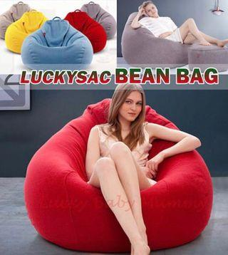 FREE DELIVERY!! Beanbag / Comfortable Bag/ Chair / Stool