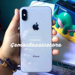 iPhone X mulus