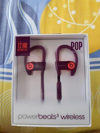 7530436fc78 Powerbeats3 Wireless Earphones – Beats Pop Collection – Pop Magenta,  Electronics, Audio on Carousell