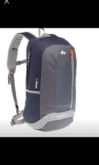 Decathlon back bag