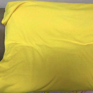 Fabric, yellow