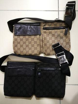 Gucci GG waist Bag