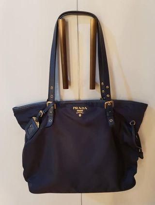 6e1102d1e6ae prada bag authentic tessuto