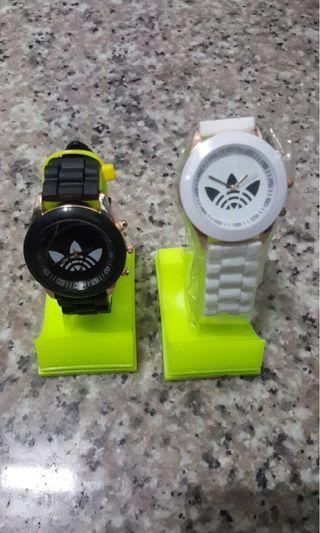 🚚 Adidas watch 2 for 250